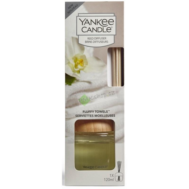 Yankee Candle reed aroma diffuser Fluffy Towels 120 ml