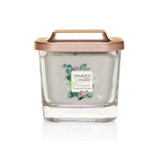 Yankee Candle svíčka Elevation malá 96 g Exotic Bergamot