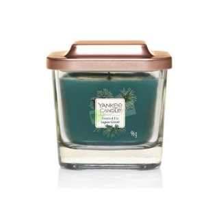 Yankee Candle svíčka Elevation malá 96 g Frosted Fir