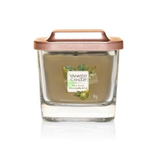 Yankee Candle svíčka Elevation malá 96 g Pear & Tea Leaf