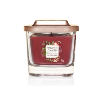 Yankee Candle svíčka Elevation malá 96 g Holiday Pomegranate