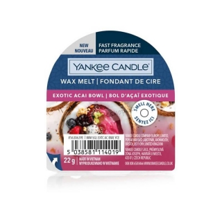 Yankee Candle vonný vosk Exotic Acai Bowl