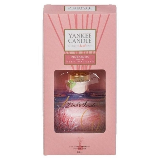 Yankee Candle aroma difuzer Pink Sands 88 ml